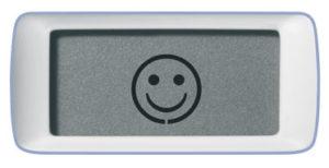 Clearblue Eggløsningstest Advanced Digital smily