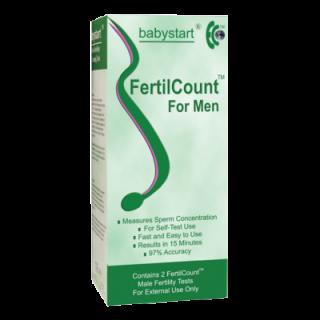 Babystart FertilCount Sædtest